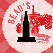 Beau's Brewing Company Tapped Keg Open